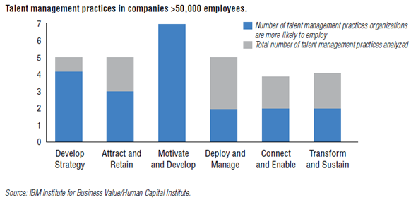 Source: IBM Institute for Business Value/Human Capital Institute